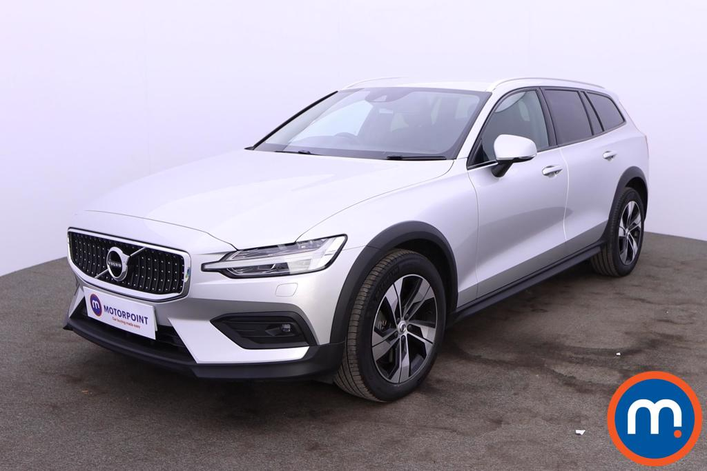 Volvo V60 2.0 B5P Cross Country 5dr AWD Auto - Stock Number 1210379 Passenger side front corner