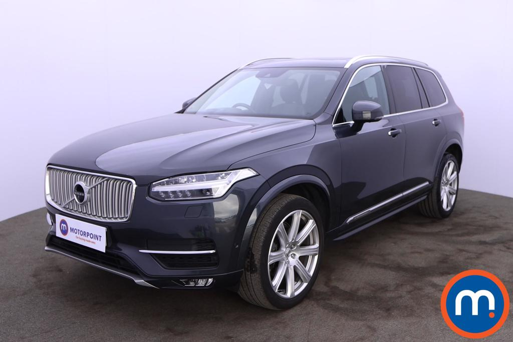 Volvo Xc90 2.0 T6 [310] Inscription Pro 5dr AWD Geartronic - Stock Number 1210381 Passenger side front corner