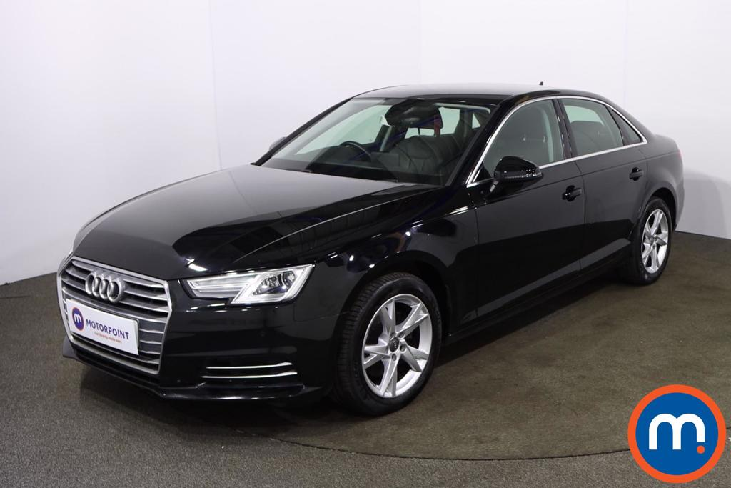 Audi A4 2.0T FSI Sport 4dr S Tronic [Leather] - Stock Number 1203278 Passenger side front corner