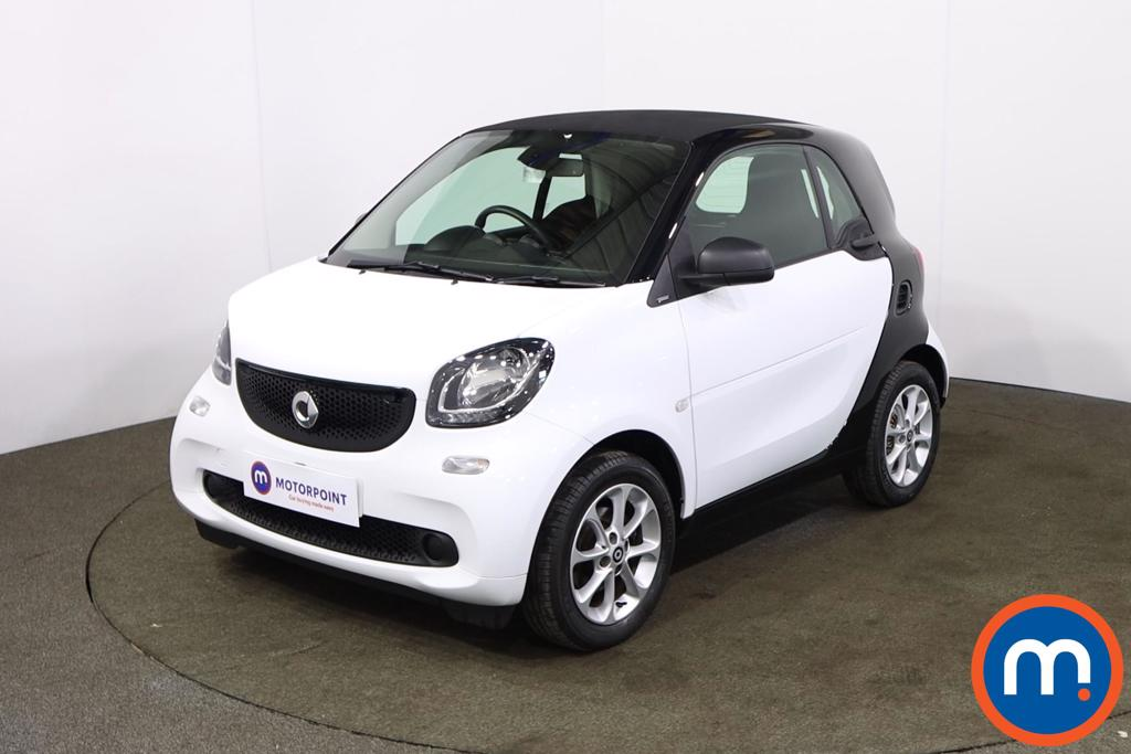 Smart Fortwo Coupe 1.0 Passion 2dr Auto - Stock Number 1206636 Passenger side front corner