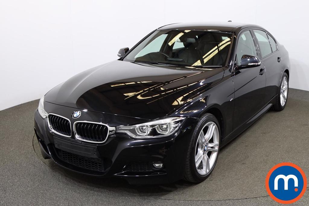BMW 3 Series 320d M Sport 4dr Step Auto - Stock Number 1208063 Passenger side front corner