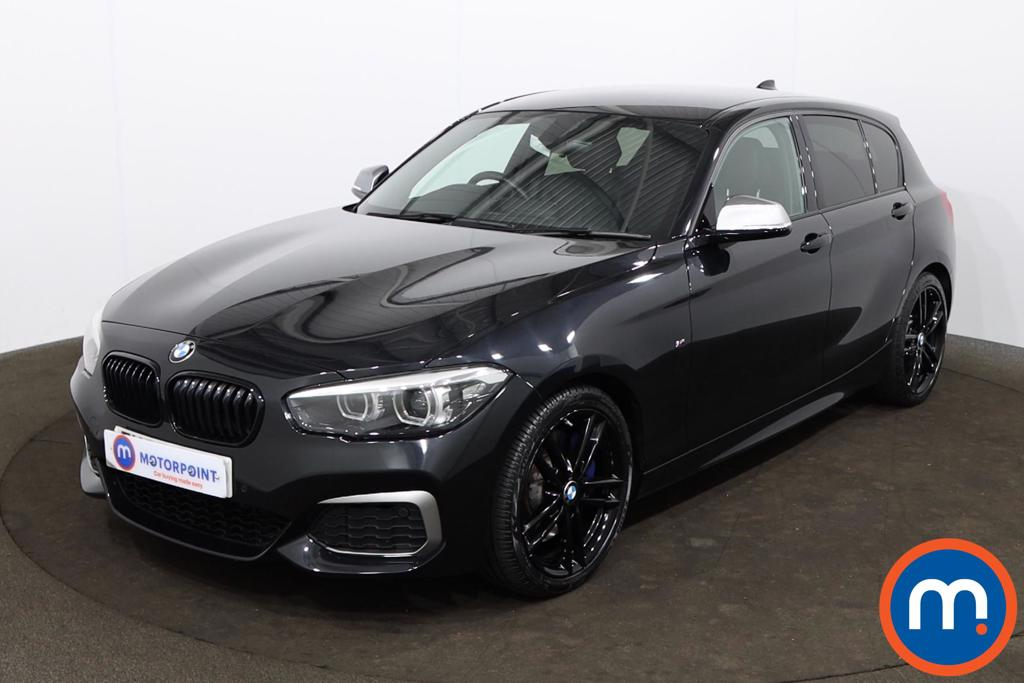BMW 1 Series M140i Shadow Edition 5dr Step Auto - Stock Number 1208463 Passenger side front corner