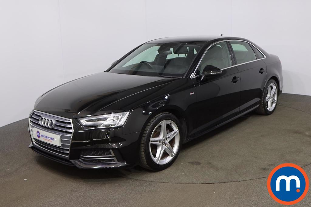 Audi A4 1.4T FSI S Line 4dr [Leather-Alc] - Stock Number 1209449 Passenger side front corner