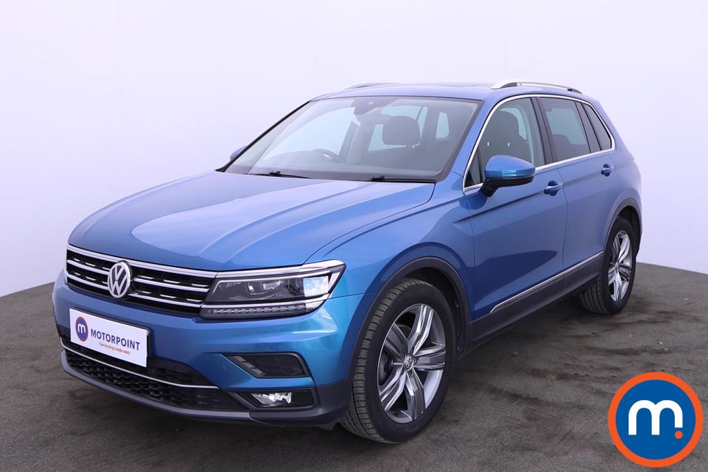 Volkswagen Tiguan 2.0 TDi 150 SEL 5dr - Stock Number 1208465 Passenger side front corner
