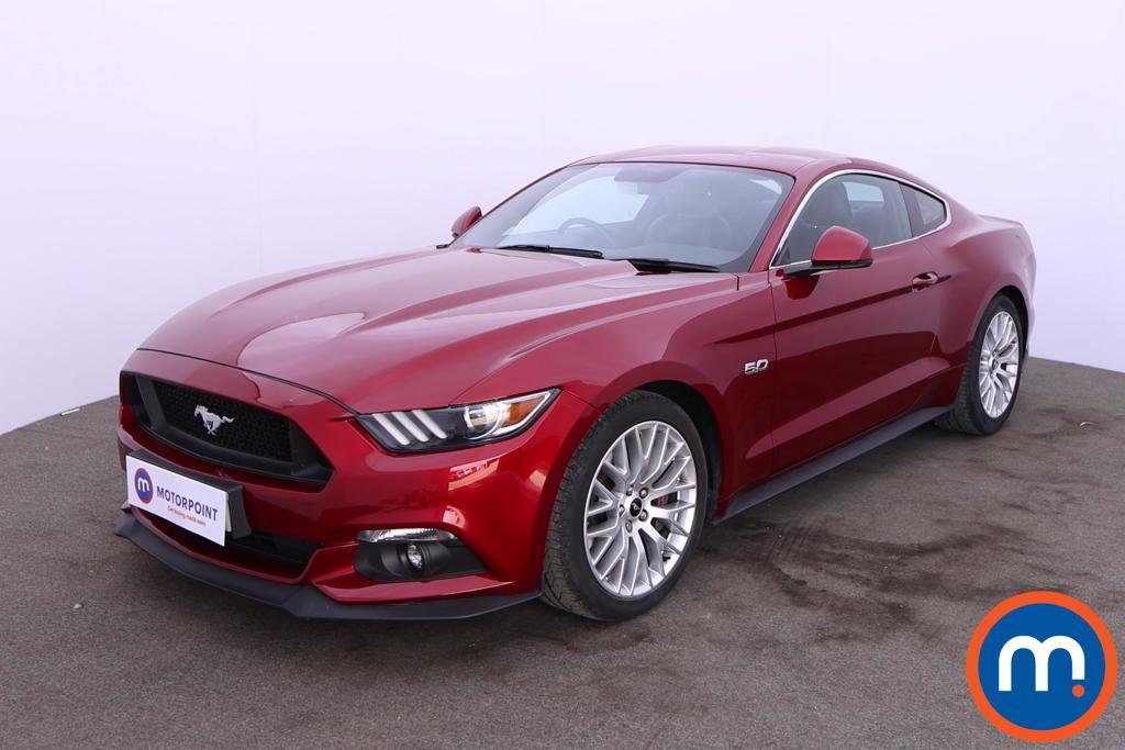 Ford Mustang 5.0 V8 GT [Custom Pack] 2dr Auto - Stock Number 1210425 Passenger side front corner