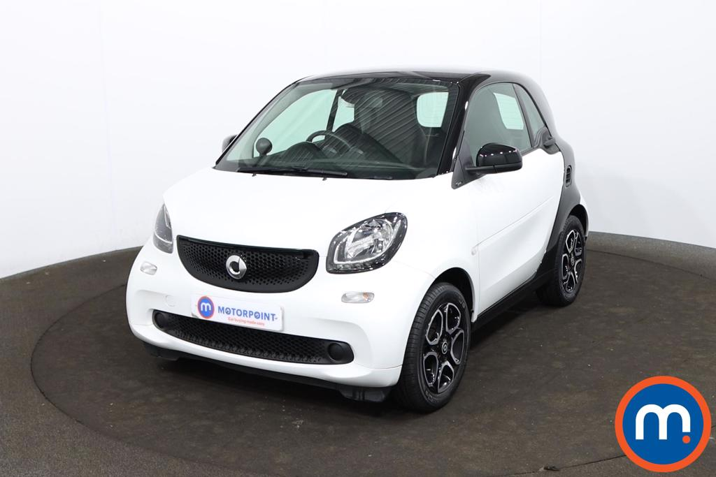 Smart Fortwo Coupe 1.0 Prime 2dr Auto - Stock Number 1211320 Passenger side front corner