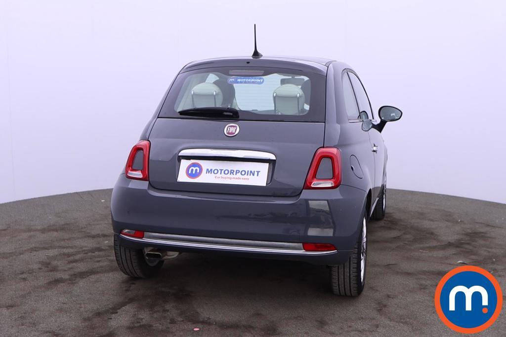 Fiat 500 1.2 Lounge 3dr - Stock Number 1208266 Passenger side front corner