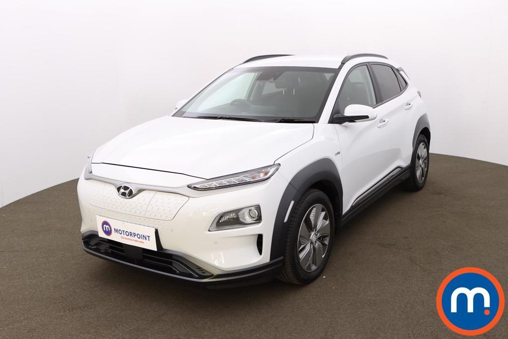 Hyundai Kona 150kW Premium SE 64kWh 5dr Auto - Stock Number 1212221 Passenger side front corner