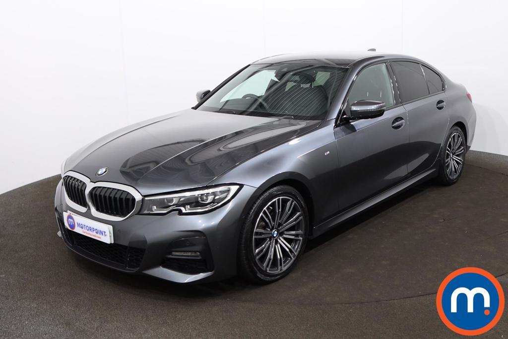 BMW 3 Series 320d MHT M Sport 4dr Step Auto - Stock Number 1207448 Passenger side front corner
