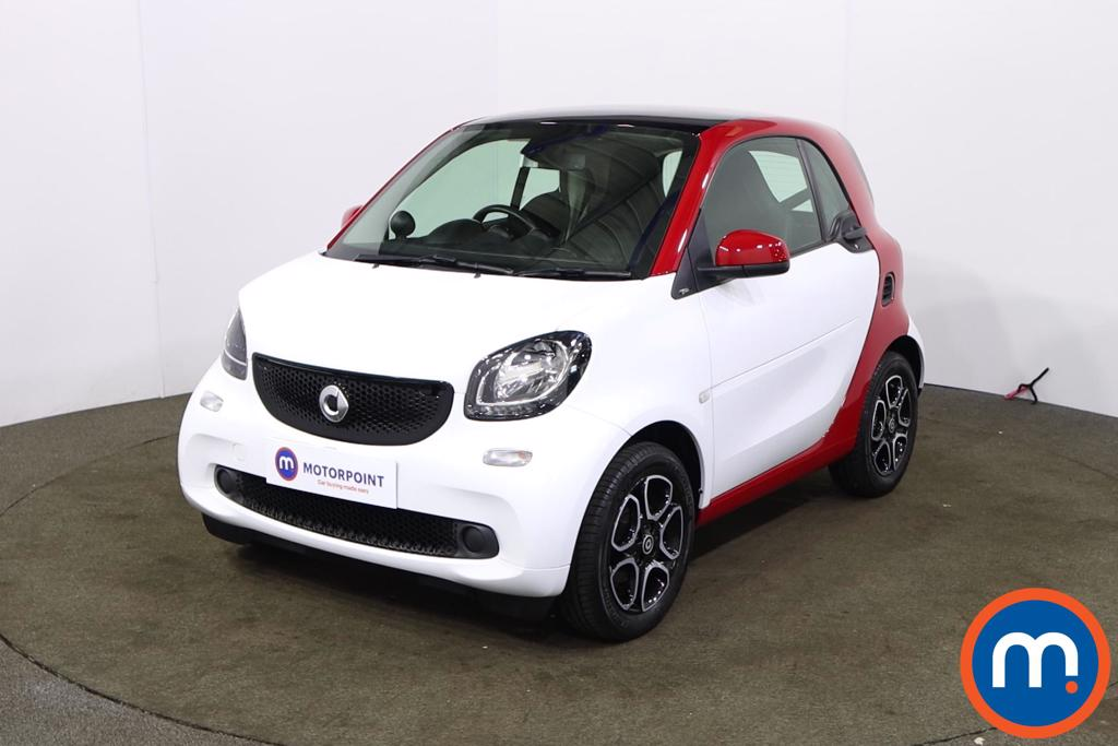 Smart Fortwo Coupe 1.0 Prime Premium 2dr Auto - Stock Number 1207749 Passenger side front corner