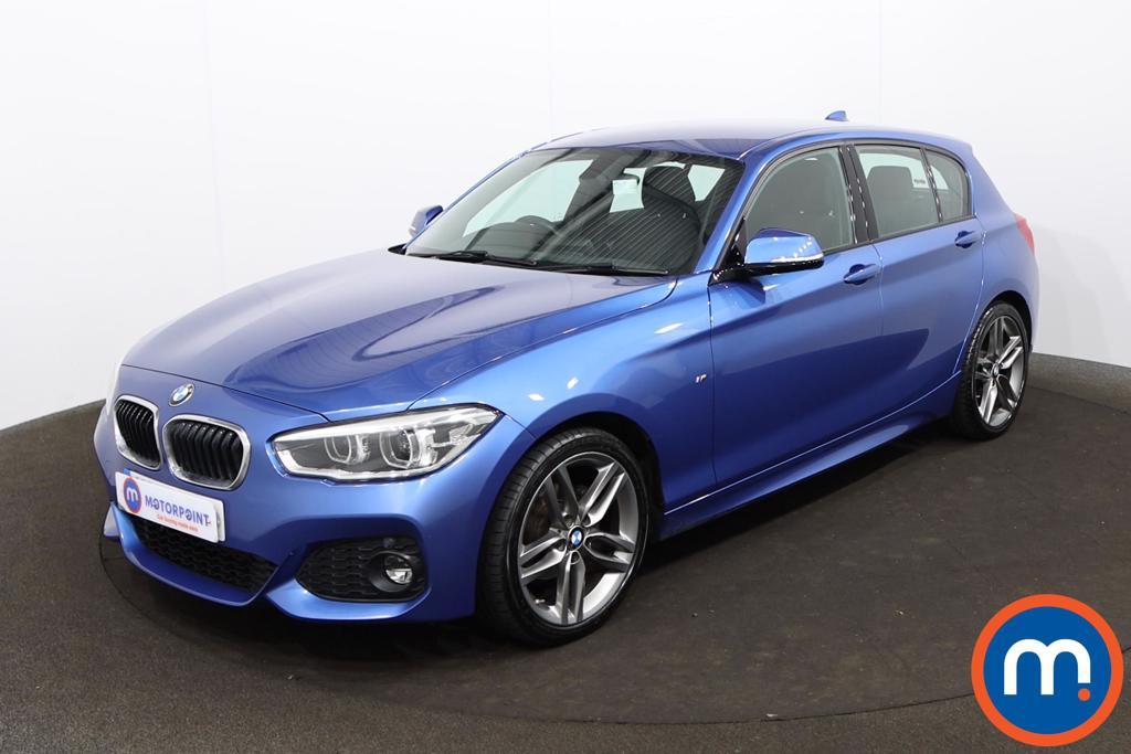 BMW 1 Series 118i [1.5] M Sport 5dr [Nav-Servotronic] - Stock Number 1208803 Passenger side front corner