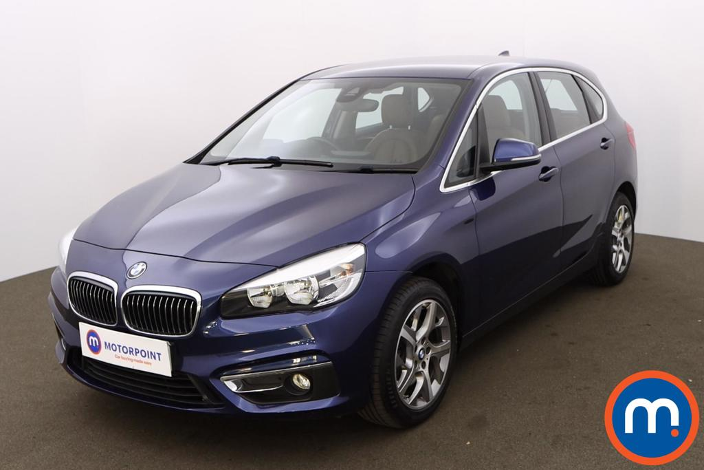 BMW 2 Series 220d Luxury 5dr [Nav] - Stock Number 1208815 Passenger side front corner