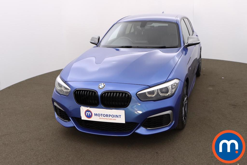 BMW 1 Series M140i Shadow Edition 5dr Step Auto - Stock Number 1211167 Passenger side front corner