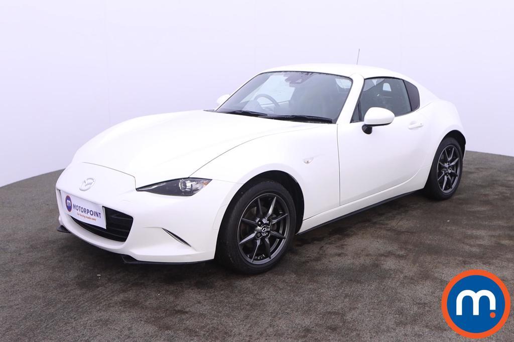 Mazda Mx-5 1.5 [132] Sport Nav-Plus 2dr - Stock Number 1211852 Passenger side front corner
