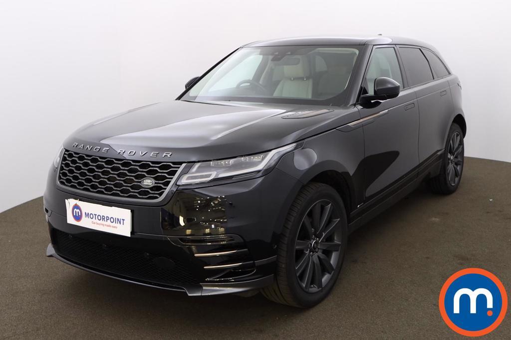 Land Rover Range Rover Velar 2.0 P250 R-Dynamic HSE 5dr Auto - Stock Number 1209757 Passenger side front corner
