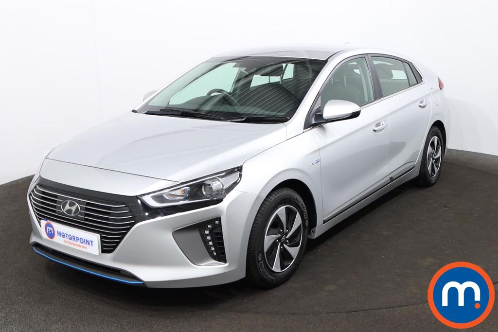 Hyundai Ioniq 1.6 GDi Hybrid Premium 5dr DCT - Stock Number 1210767 Passenger side front corner