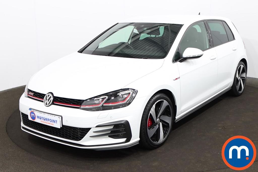 Volkswagen Golf 2.0 TSI 245 GTI Performance 5dr DSG - Stock Number 1211658 Passenger side front corner