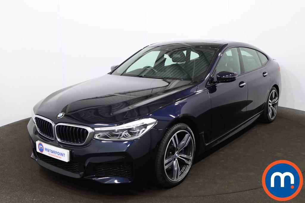 BMW 6 Series 630i M Sport 5dr Auto - Stock Number 1205839 Passenger side front corner