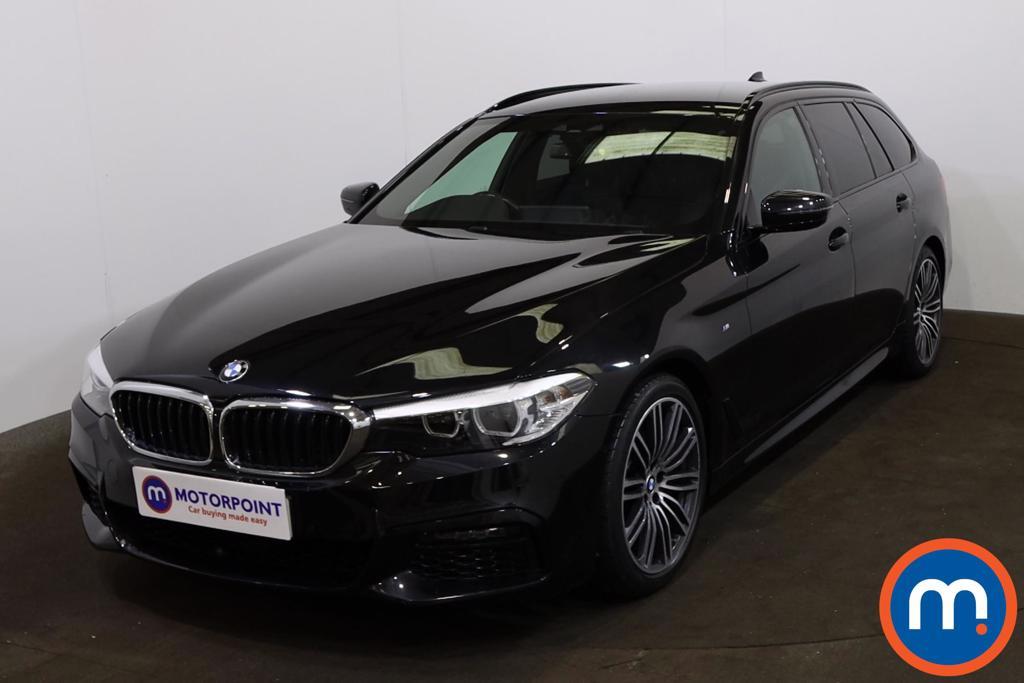 BMW 5 Series 530d xDrive M Sport 5dr Auto - Stock Number 1209648 Passenger side front corner