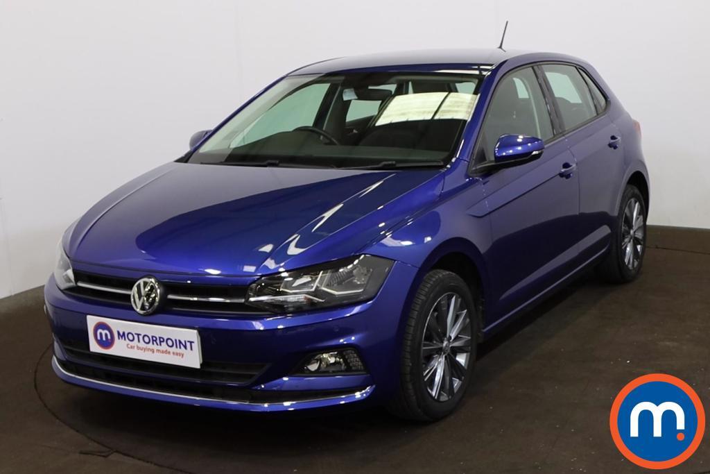 Volkswagen Polo 1.0 TSI 115 SEL 5dr - Stock Number 1211450 Passenger side front corner