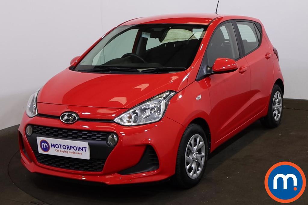 Hyundai I10 1.0 SE 5dr - Stock Number 1211678 Passenger side front corner