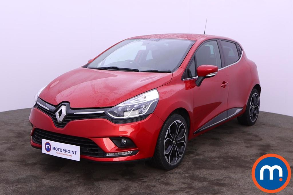 Renault Clio 0.9 TCE 90 Iconic 5dr - Stock Number 1212066 Passenger side front corner