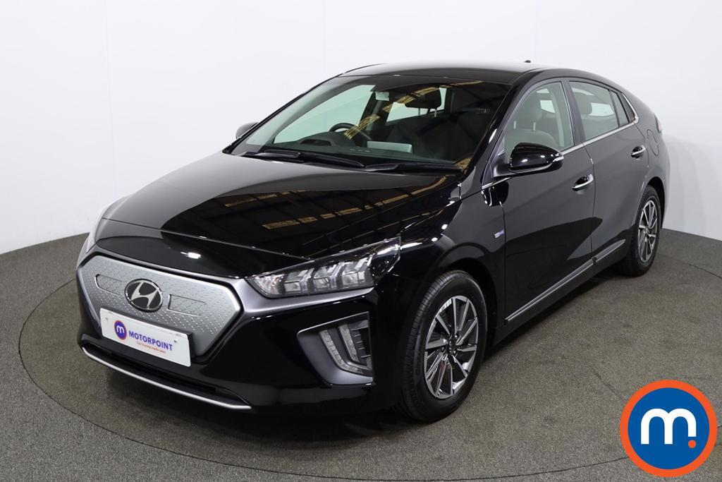 Hyundai Ioniq 100kW Premium 38kWh 5dr Auto - Stock Number 1212730 Passenger side front corner