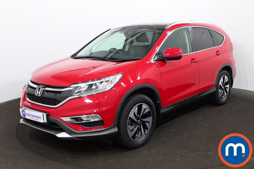 Honda Cr-V 2.0 i-VTEC EX 5dr - Stock Number 1212829 Passenger side front corner
