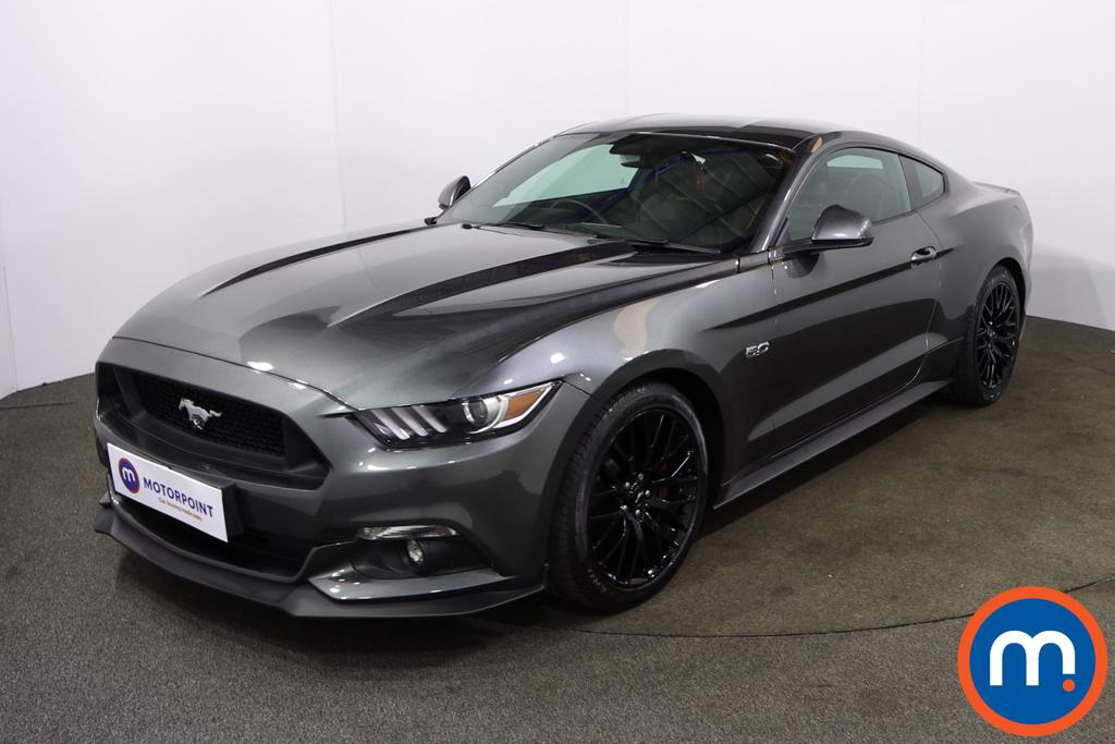 Ford Mustang 5.0 V8 GT [Custom Pack] 2dr Auto - Stock Number 1210560 Passenger side front corner