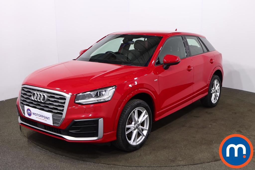Audi Q2 1.6 TDI S Line 5dr - Stock Number 1207567 Passenger side front corner
