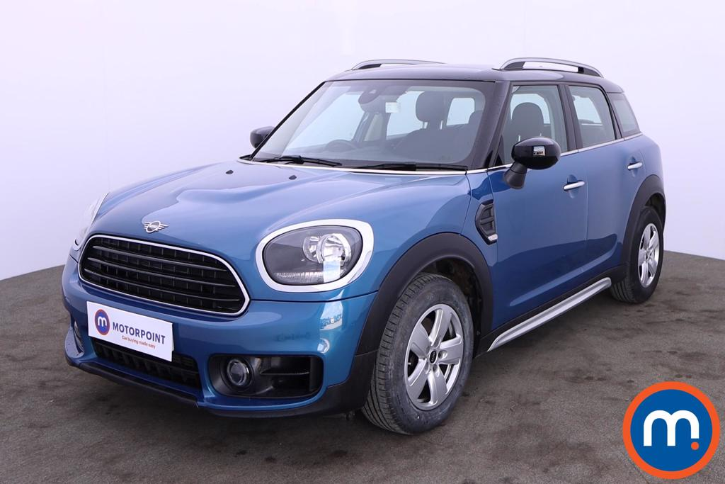 Mini Countryman 1.5 Cooper Classic 5dr Auto - Stock Number 1212478 Passenger side front corner