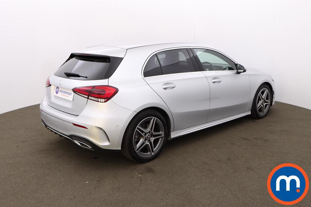 used or nearly new mercedes-benz a class a200 amg line