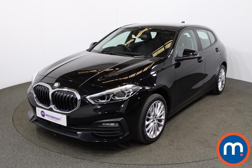 BMW 1 Series 116d SE 5dr - Stock Number 1212321 Passenger side front corner