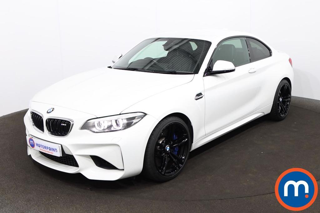 BMW M2 M2 2dr DCT - Stock Number 1212785 Passenger side front corner