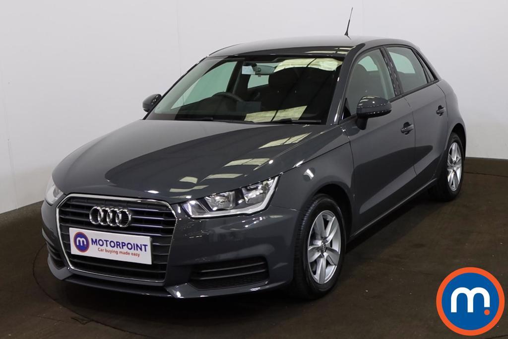 Audi A1 1.6 TDI SE 5dr - Stock Number 1205381 Passenger side front corner