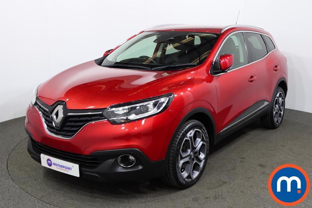 Renault Kadjar 1.3 TCE Dynamique S Nav 5dr - Stock Number 1211990 Passenger side front corner