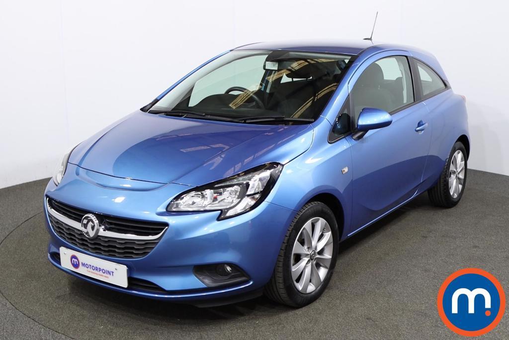 Vauxhall Corsa 1.4T [100] Energy 3dr [AC] - Stock Number 1212228 Passenger side front corner