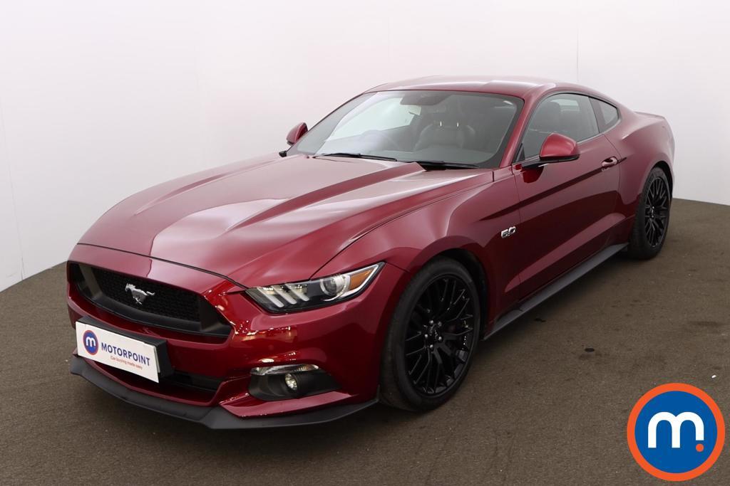 Ford Mustang 5.0 V8 GT 2dr Auto - Stock Number 1212762 Passenger side front corner