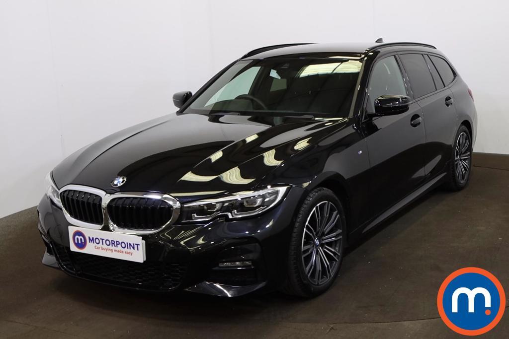 BMW 3 Series 320d MHT M Sport 5dr Step Auto - Stock Number 1211864 Passenger side front corner
