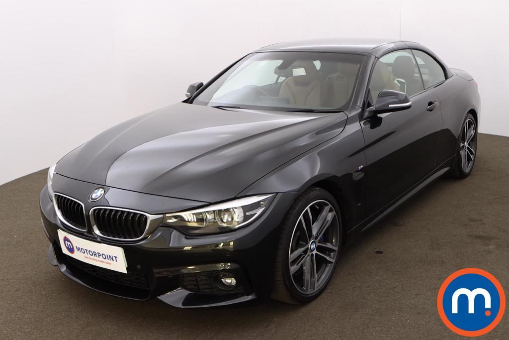 BMW 4 Series 430d M Sport 2dr Auto [Professional Media] - Stock Number 1212660 Passenger side front corner