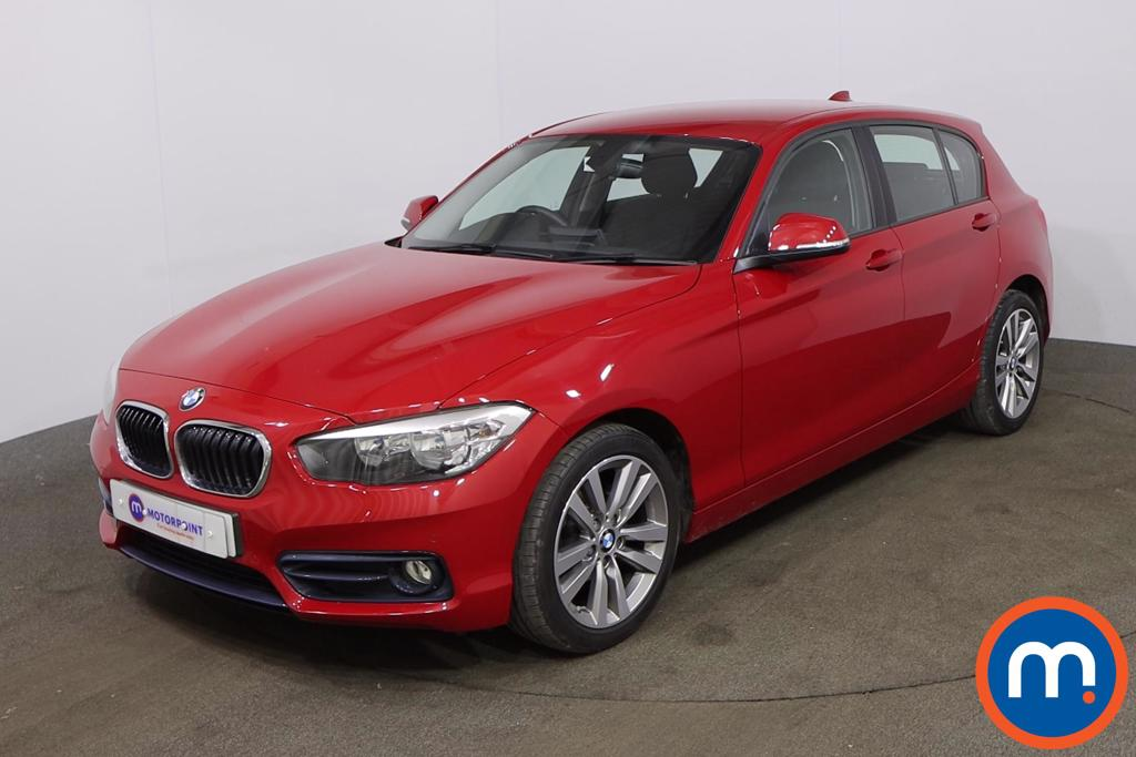 BMW 1 Series 118i [1.5] Sport 5dr [Nav-Servotronic] - Stock Number 1213209 Passenger side front corner