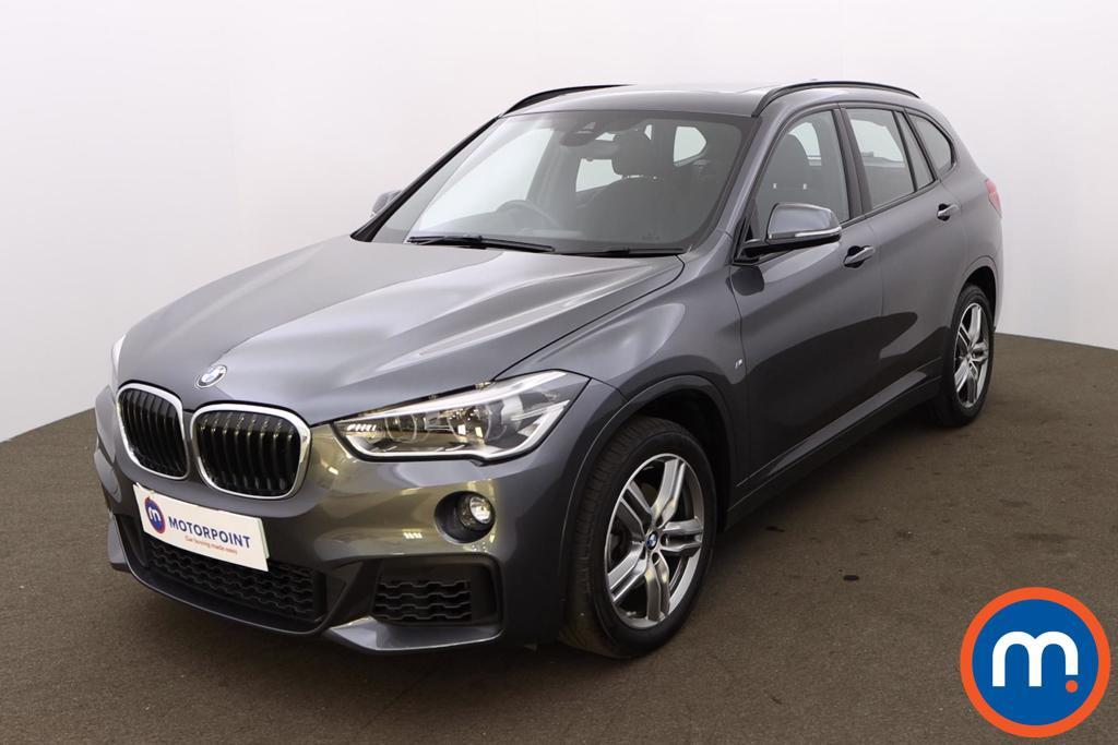 BMW X1 sDrive 18i M Sport 5dr Step Auto - Stock Number 1213777 Passenger side front corner