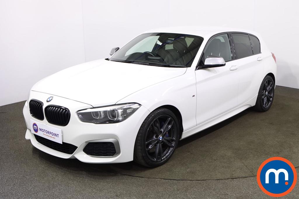 BMW 1 Series M140i Shadow Edition 5dr Step Auto - Stock Number 1211866 Passenger side front corner