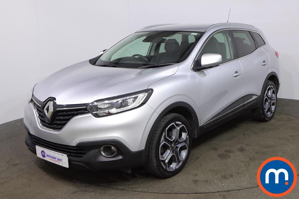 Renault Kadjar 1.5 dCi Dynamique S Nav 5dr - Stock Number 1212344 Passenger side front corner