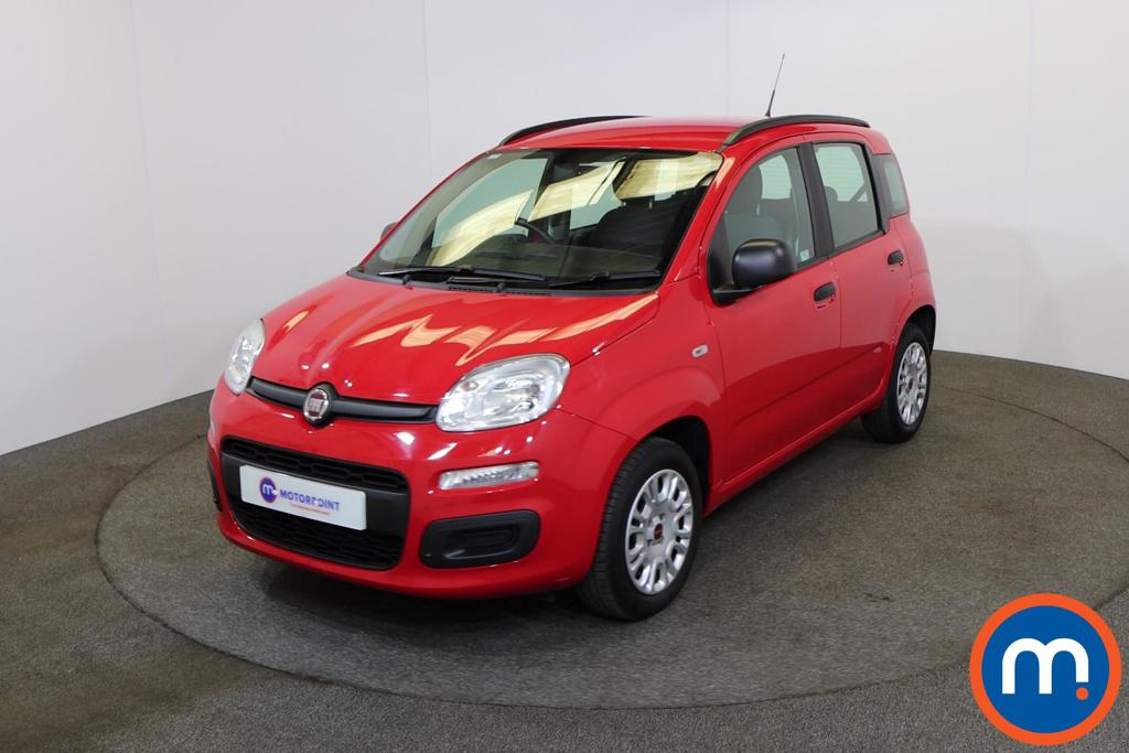 Fiat Panda 1.2 Easy 5dr - Stock Number 1213234 Passenger side front corner