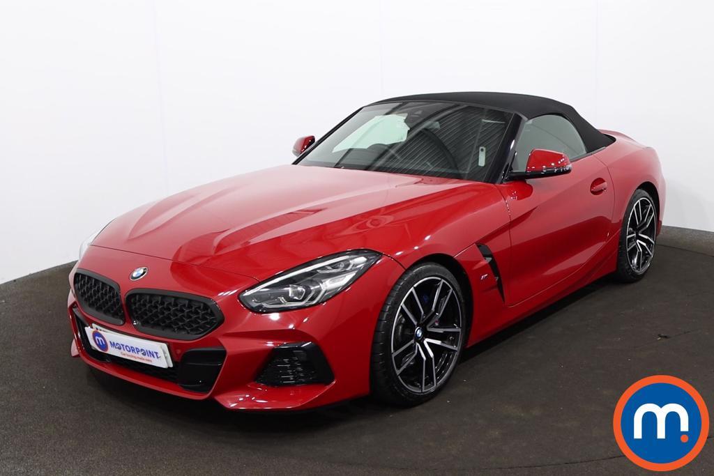 BMW Z4 sDrive 20i M Sport 2dr Auto - Stock Number 1213599 Passenger side front corner