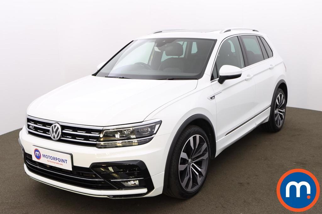 Volkswagen Tiguan 2.0 TDi 150 4Motion R-Line 5dr DSG - Stock Number 1213694 Passenger side front corner