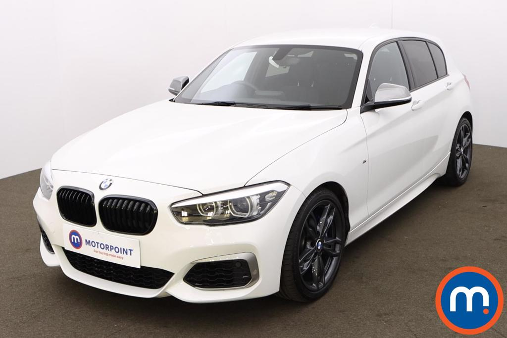 BMW 1 Series M140i Shadow Edition 5dr Step Auto - Stock Number 1213929 Passenger side front corner