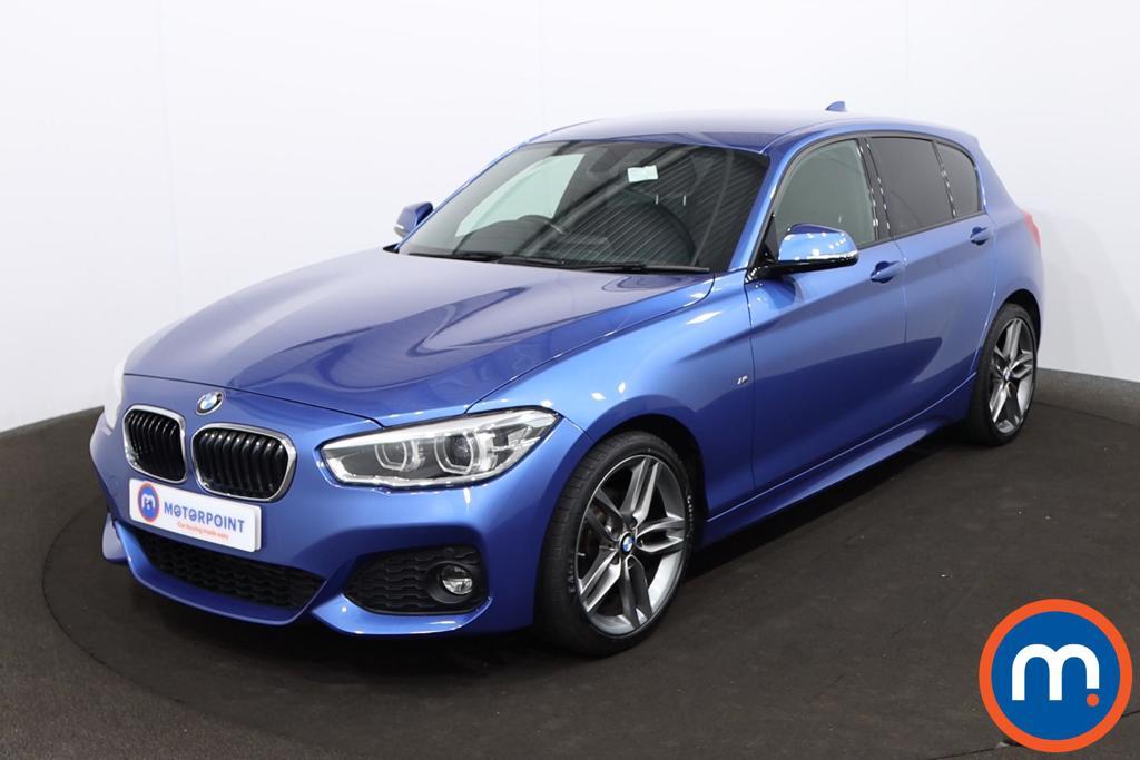 BMW 1 Series 118i [1.5] M Sport 5dr [Nav-Servotronic] - Stock Number 1214271 Passenger side front corner