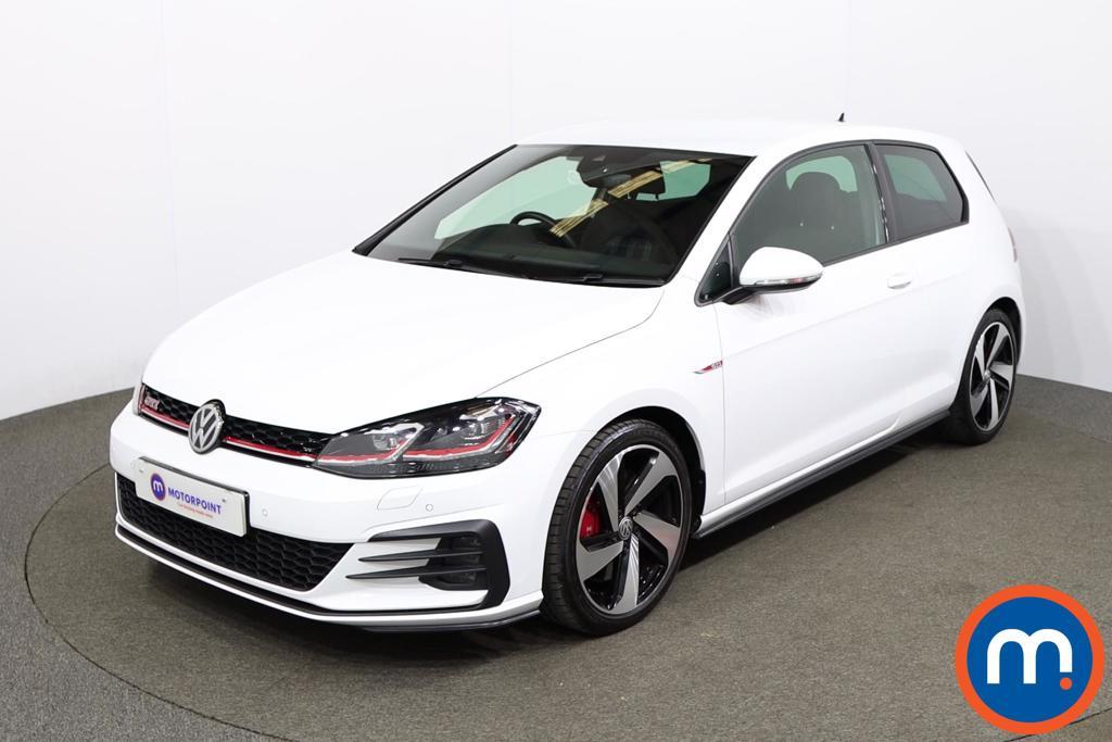 Volkswagen Golf 2.0 TSI 245 GTI Performance 3dr - Stock Number 1215159 Passenger side front corner